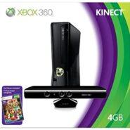 خرید ایکس باکس ۳۶۰ اسلیم با کینکت Xbox 360 Slim Kinect (کارکرده)