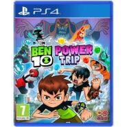 خرید دیسک بازی بن تن Ben 10 Power Trip
