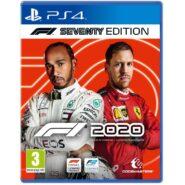 خرید دیسک بازی F1 2020