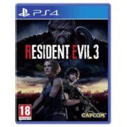 خرید دیسک بازی Resident Evil 3
