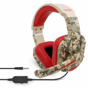 خرید هدست گیمینگ ارتشی Headset Gaming Ipega PG-R005 Desert Eagle (4)