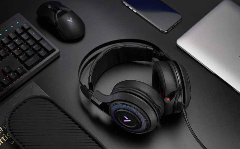 خرید هدست گیمینگ رپو Headset Gaming Rapoo VH520