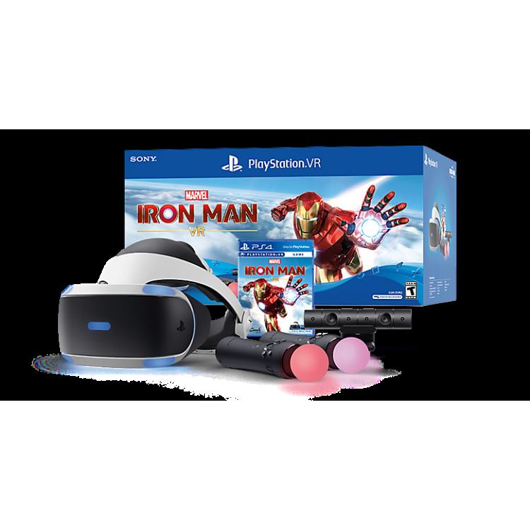 پلی استیشن وی آر PlayStation VR Iron Man Bundle - ZVR2