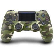 خرید دسته PS4 سبز ارتشی DualShock 4 Greem Camo