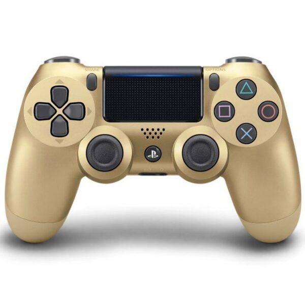 خرید دسته PS4 طلایی DualShock 4 Gold New