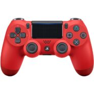 خرید دسته PS4 قرمز DualShock 4 Red New