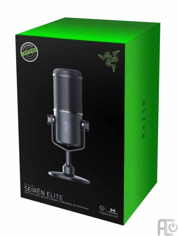 خرید میکروفون استریم ریزر مدل Microphone Razer Seiren Elite