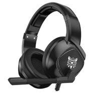 خرید هدست گیمینگ اونیکوما Headset Gaming ONIKUMA K19 Black