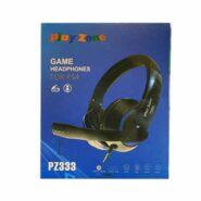 خرید هدست گیمینگ Headset Gaming Playzone PZ333
