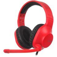 خرید هدست گیمینگ Headset Gaming SADES Spirits Red