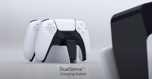 خرید پایه شارژر دسته DualSense Charging Station PS5