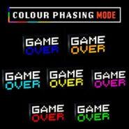 چراق گیم اور Game Over Light