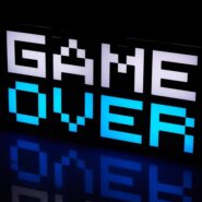 خرید چراخ گیم اور Game Over Light