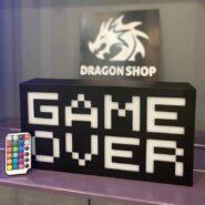 خرید چراغ گیم اور Game Over Light-