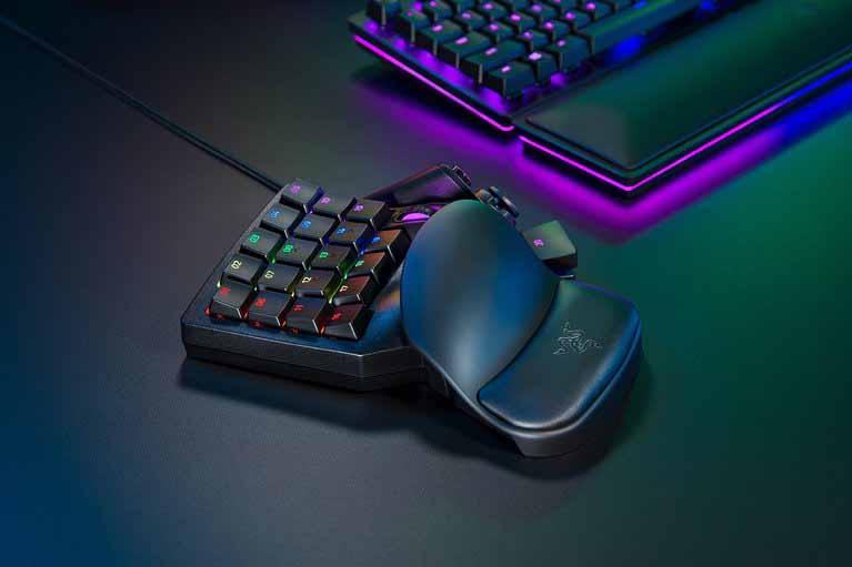 خرید کیبورد مکانیکی ریزر Keyboard Razer Tartarus Pro