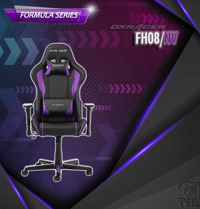 صندلی گیمینگ DXRACER سری فرمولا مدل FH08NV