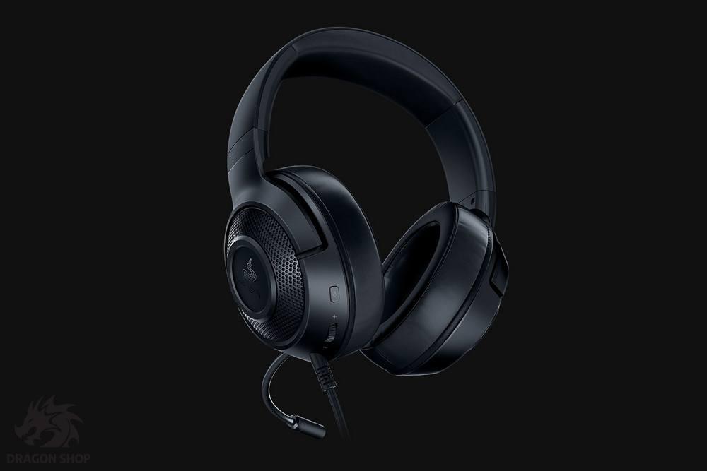هدست ریزر Headset Gaming Razer Kraken X 7.1 Black