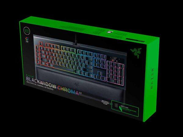 Blackwidow Tournament Edition Chroma V2 Yellow Switch
