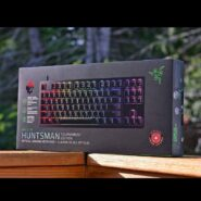 Keyboard Razer Huntsman Tournament Edition