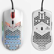 Mouse Glorious Model O Glossy White