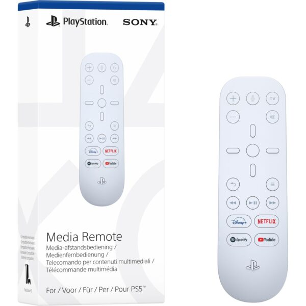 خرید ریموت کنترل پلی استیشن PS5 Media Remote PlayStation 5