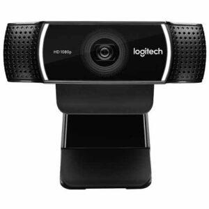 خرید وب کم لاجیتک Webcam Logitech C922 PRO STREAMپ (1)