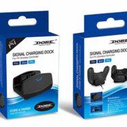 خرید پایه شارژر دسته بازی پلی استیشن 4 دابی مدل TP4-003 (6)