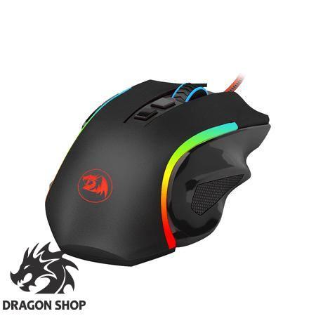 موس گیمینگ ردراگون Mouse Gaming Redragon M607 Griffin RGB