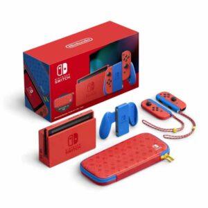 خرید پیش خرید نینتندو سوییچ نسخه Nintendo Mario (7)