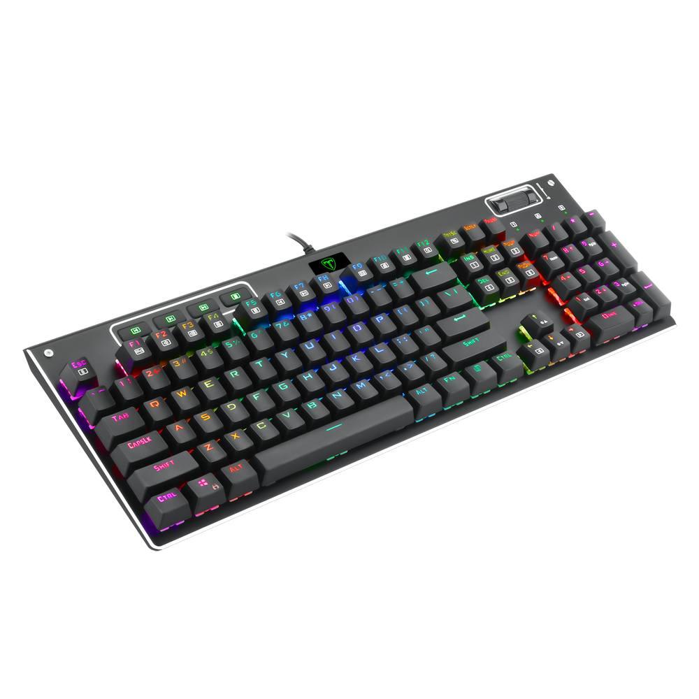کیبورد گیمینگ تی دگر Keyboard Gaming T-Dagger TGK316