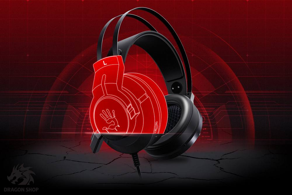 هدست گیمینگ بلادی Headset Gaming BLOODY G437
