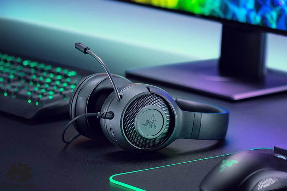 هدست ریزر Headset Gaming Razer Kraken X Lite