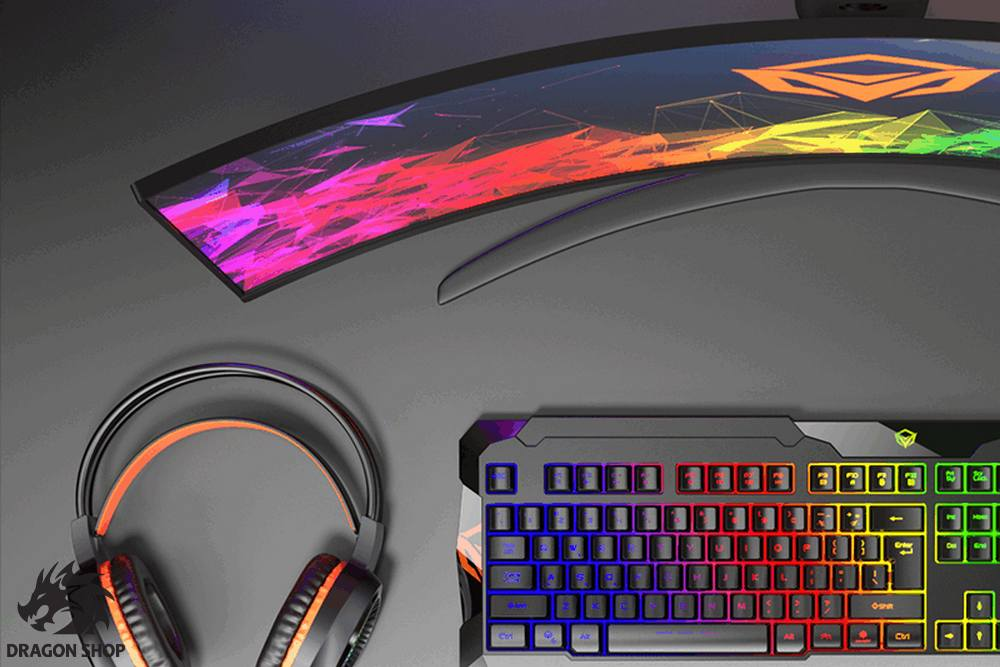 باندل کیبورد، هدست و ماوس میشن Meetion Headset Keyboard Mouse C505