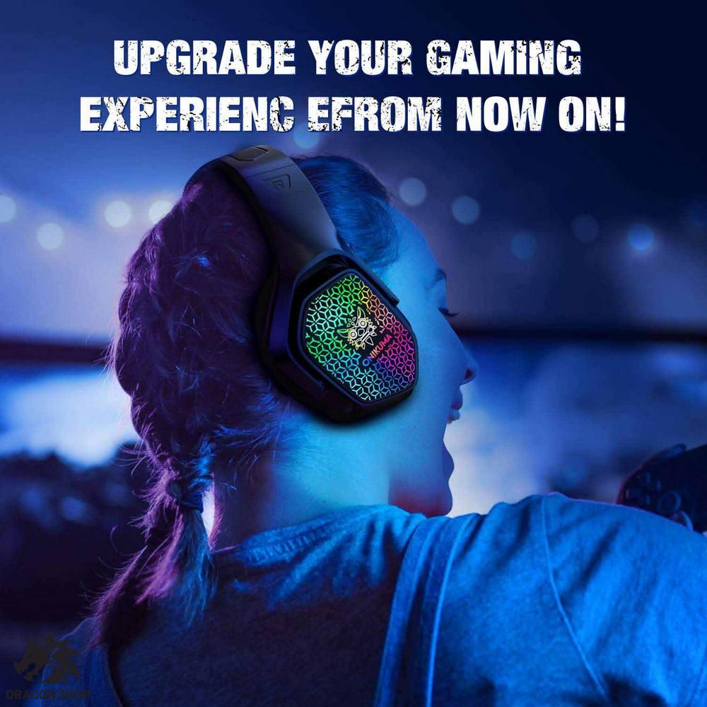 هدست گیمینگ اونیکوما Headset Gaming ONIKUMA X3