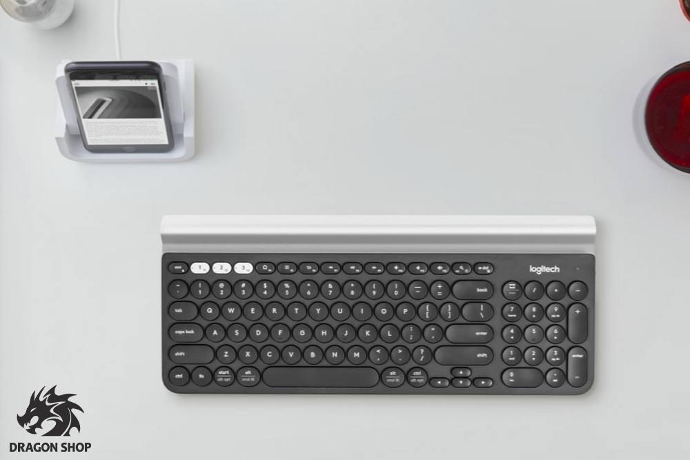 کیبورد لاجیتک Gaming Keyboard Logitech K780