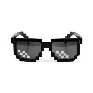 عینک-ام-ال-جی-پیکسلی-سایز-بزرگ-MLG-Glasses-Thug-Life-Black-XL