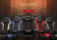 صندلیهای گیمینگ DXRacer سری K مدل 2021