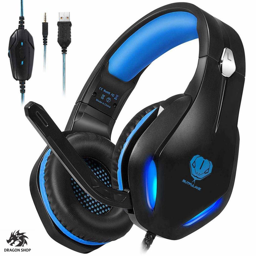هدست گیمینگ Headset Gaming Butfulake pro GH-2