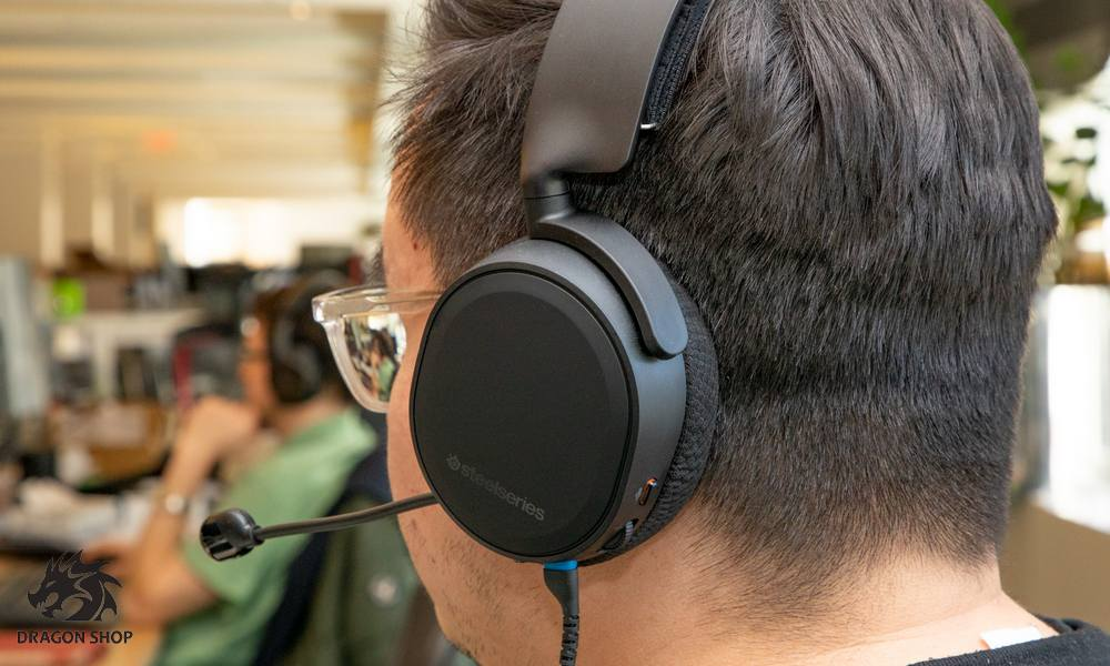 Headset Gaming Steel Series Arctis 3