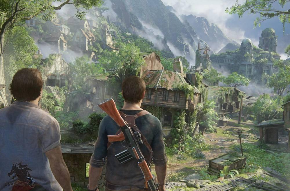 بازی Uncharted 4 A Thiefs End