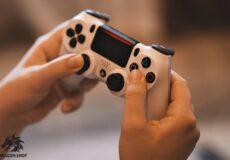 اتصال دسته PS4 به PS5