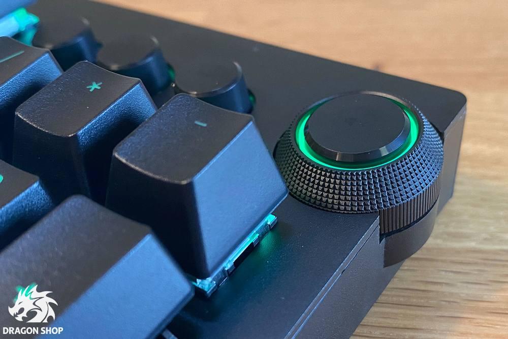 بررسی کیبورد گیمینگ ریزر Keyboard Razer BlackWidow V3 Pro