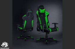 نقد و بررسی صندلی گیمینگ DXRacer Gaming Chair RAZER Special Edition