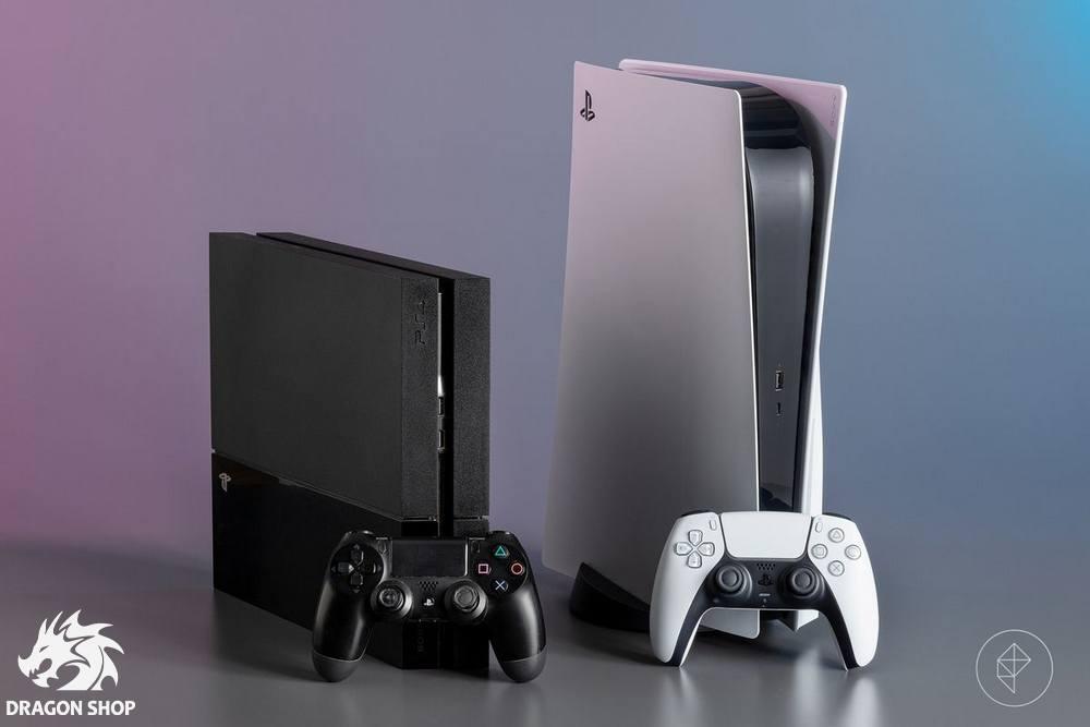 مقایسه PS4 با PS5